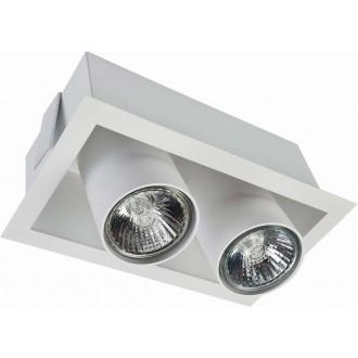 NOWODVORSKI 8938 | Eye-Mod Nowodvorski stropne svjetiljke svjetiljka 2x GU10 bijelo