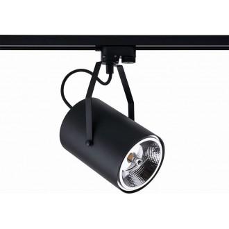 NOWODVORSKI 9018 | Profile Nowodvorski element sustava svjetiljka elementi koji se mogu okretati 1x GU10 / ES111 crno