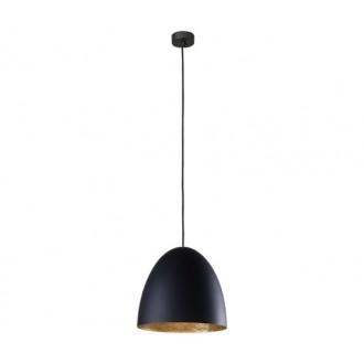 NOWODVORSKI 9022 | Egg Nowodvorski visilice svjetiljka 1x E27 crno, zlatno