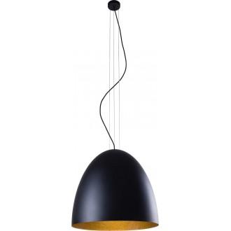 NOWODVORSKI 9024 | Egg Nowodvorski visilice svjetiljka 5x E27 crno, zlatno