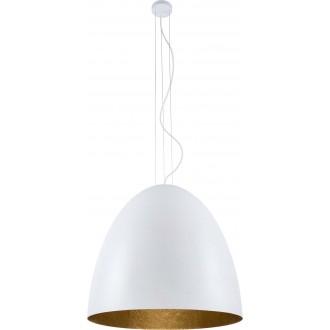 NOWODVORSKI 9025 | Egg Nowodvorski visilice svjetiljka 7x E27 bijelo, zlatno