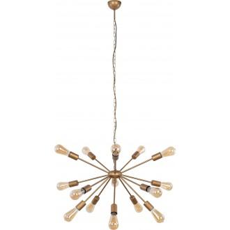 NOWODVORSKI 9027 | Rod Nowodvorski luster svjetiljka 15x E27 zlatno