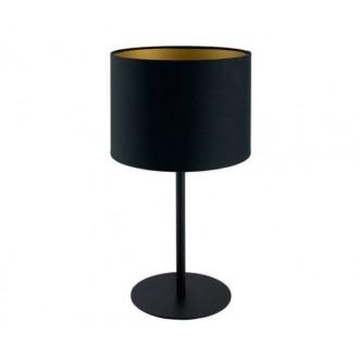 NOWODVORSKI 9091 | Alice-NW Nowodvorski stolna svjetiljka 40,5cm s prekidačem 1x E27 crno, zlatno