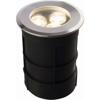 NOWODVORSKI 9104 | Picco-LED Nowodvorski ugradbena svjetiljka Ø75mm 1x LED 130lm 3000K IP67 srebrno