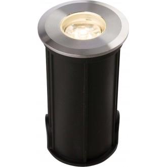 NOWODVORSKI 9106 | Picco-LED Nowodvorski ugradbena svjetiljka Ø40mm 1x LED 47lm 3000K IP67 srebrno