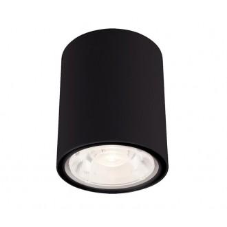 NOWODVORSKI 9107 | Edesa-LED Nowodvorski stropne svjetiljke svjetiljka 1x LED 370lm 3000K IP54 crno