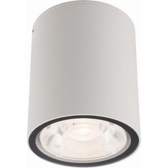 NOWODVORSKI 9108 | Edesa-LED Nowodvorski stropne svjetiljke svjetiljka 1x LED 370lm 3000K IP54 bijelo