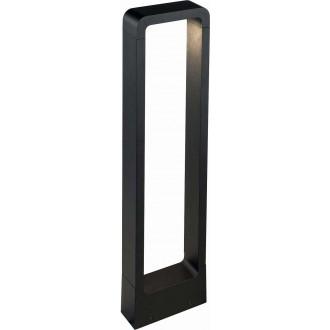 NOWODVORSKI 9118 | Thika-LED Nowodvorski podna svjetiljka 60cm 1x LED 520lm 3000K IP54 crno