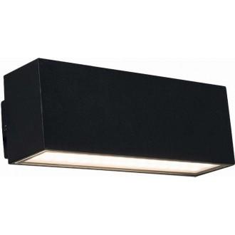 NOWODVORSKI 9122 | Unit-LED Nowodvorski zidna svjetiljka 2x LED 727lm 3000K IP44 crno