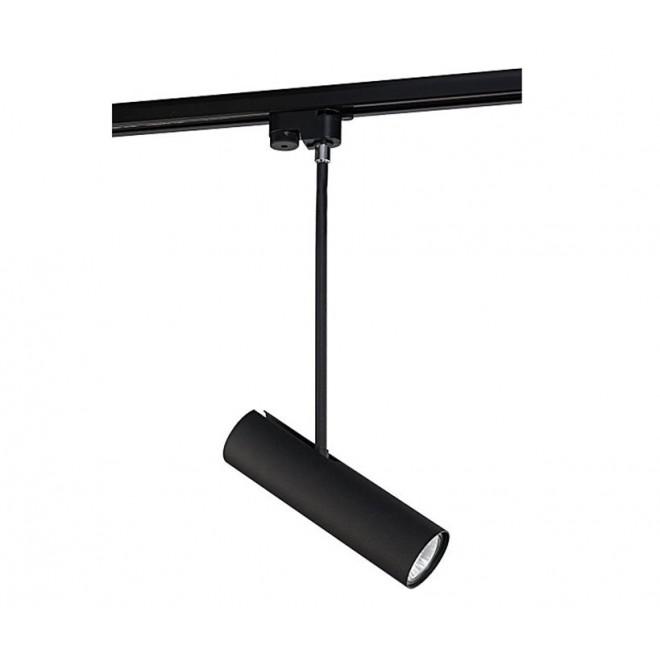 NOWODVORSKI 9244 | Profile Nowodvorski element sustava svjetiljka elementi koji se mogu okretati 1x GU10 crno