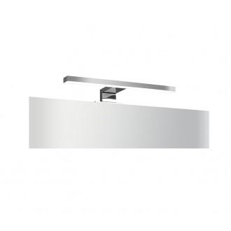 NOWODVORSKI 9340 | Mirror Nowodvorski nadgradivo svjetiljka 1x LED 600lm 3000K IP44 krom