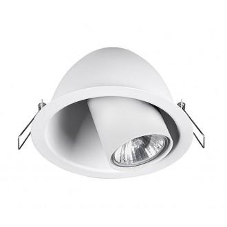NOWODVORSKI 9378 | Dot Nowodvorski ugradbena svjetiljka izvori svjetlosti koji se mogu okretati 1x GU10 bijelo