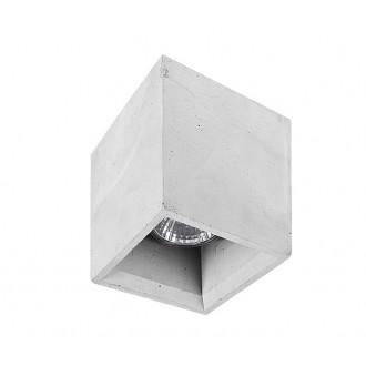 NOWODVORSKI 9388 | Bold Nowodvorski stropne svjetiljke svjetiljka 1x GU10 sivo