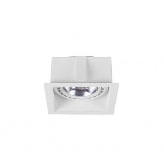 NOWODVORSKI 9413 | Mod Nowodvorski ugradbene svjetiljke - snažnozračne svjetiljke svjetiljka 1x GU10 / ES111 bijelo