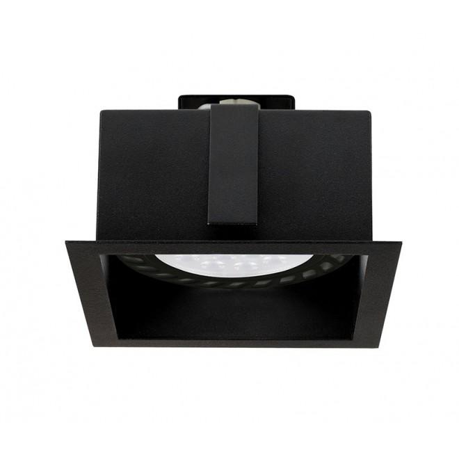 NOWODVORSKI 9417 | Mod Nowodvorski ugradbene svjetiljke - snažnozračne svjetiljke svjetiljka 1x GU10 / ES111 crno