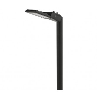 NOWODVORSKI 9420 | Pathway Nowodvorski podna svjetiljka 118cm 1x LED 2200lm 3000K IP44 crno