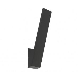 NOWODVORSKI 9421 | Zoa Nowodvorski zidna svjetiljka 1x LED 795lm 3000K IP54 crno