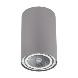 NOWODVORSKI 9483 | Bit Nowodvorski stropne svjetiljke svjetiljka 1x GU10 / ES111 srebrno