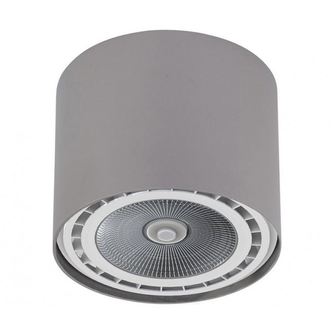 NOWODVORSKI 9484 | Bit Nowodvorski stropne svjetiljke svjetiljka 1x GU10 / ES111 srebrno