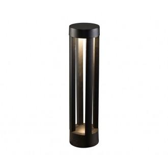 NOWODVORSKI 9508 | Tepic Nowodvorski podna svjetiljka 43,5cm 1x LED 395lm 3000K IP54 crno