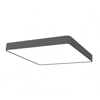 NOWODVORSKI 9528 | SoftN Nowodvorski stropne svjetiljke svjetiljka 5x G13 / T8 2000lm 3000K grafit