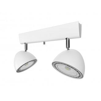 NOWODVORSKI 9593 | Vespa Nowodvorski zidna, stropne svjetiljke svjetiljka elementi koji se mogu okretati 2x GU10 / ES111 bijelo