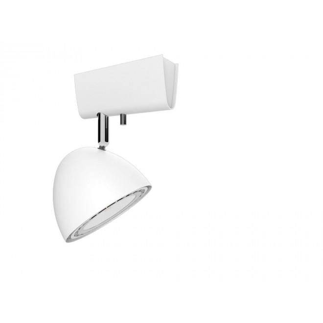 NOWODVORSKI 9594 | Vespa Nowodvorski zidna, stropne svjetiljke svjetiljka elementi koji se mogu okretati 1x GU10 / ES111 bijelo