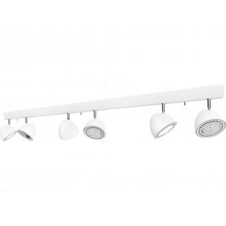 NOWODVORSKI 9595 | Vespa Nowodvorski zidna, stropne svjetiljke svjetiljka elementi koji se mogu okretati 6x GU10 / ES111 bijelo