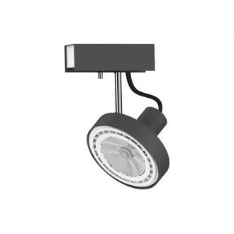 NOWODVORSKI 9598 | Cross Nowodvorski zidna, stropne svjetiljke svjetiljka elementi koji se mogu okretati 1x GU10 / ES111 grafit, bijelo