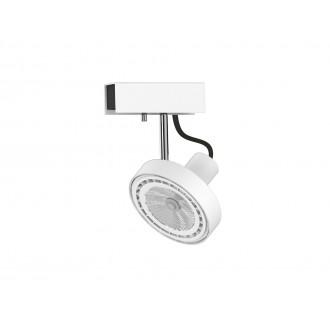 NOWODVORSKI 9603 | Cross Nowodvorski zidna, stropne svjetiljke svjetiljka elementi koji se mogu okretati 1x GU10 / ES111 bijelo, grafit
