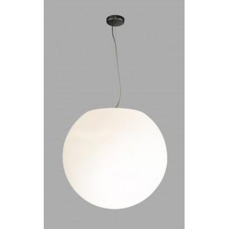 NOWODVORSKI 9607 | Cumulus Nowodvorski visilice svjetiljka 1x E27 IP65 bijelo, crno