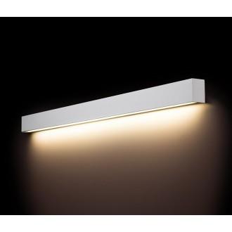 NOWODVORSKI 9612 | Straight-LED Nowodvorski zidna svjetiljka 1x G13 / T8 1600lm 3000K bijelo