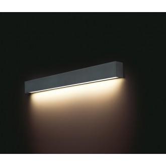 NOWODVORSKI 9617 | Straight-LED Nowodvorski zidna svjetiljka 1x G13 / T8 1200lm 3000K grafit