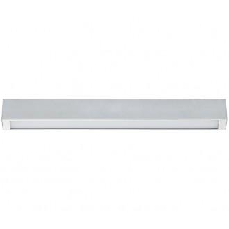 NOWODVORSKI 9623 | Straight-LED Nowodvorski stropne svjetiljke svjetiljka 1x G13 / T8 800lm 3000K sivo