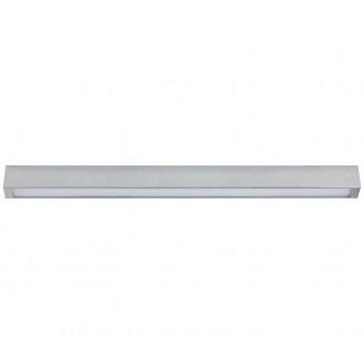 NOWODVORSKI 9624 | Straight-LED Nowodvorski stropne svjetiljke svjetiljka 1x G13 / T8 1200lm 3000K sivo