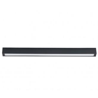 NOWODVORSKI 9627 | Straight-LED Nowodvorski stropne svjetiljke svjetiljka 1x G13 / T8 1200lm 3000K grafit