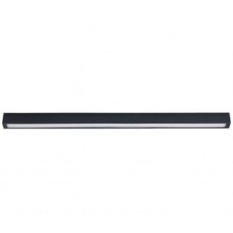 NOWODVORSKI 9628 | Straight-LED Nowodvorski stropne svjetiljke svjetiljka 1x G13 / T8 1600lm 3000K grafit