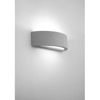 NOWODVORSKI 9633 | ArchN Nowodvorski zidna svjetiljka 1x E27 bijelo, svjetlo siva