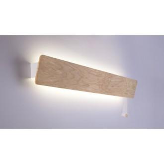 NOWODVORSKI 9634 | OsloN Nowodvorski zidna svjetiljka s poteznim prekidačem elementi koji se mogu okretati 1x G13 / T8 1200lm 3000K bezbojno, bijelo
