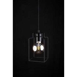 NOWODVORSKI 9668 | Fiord Nowodvorski visilice svjetiljka 1x E27 crno