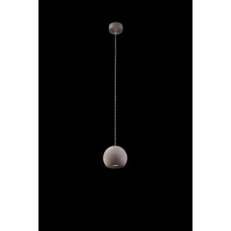 NOWODVORSKI 9696 | Geometric Nowodvorski visilice svjetiljka 1x GU10 sivo