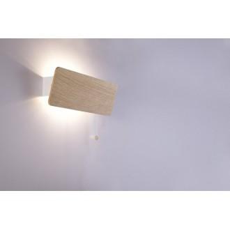 NOWODVORSKI 9700 | OsloN Nowodvorski zidna svjetiljka s poteznim prekidačem elementi koji se mogu okretati 1x E14 bezbojno, bijelo