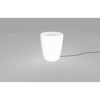 NOWODVORSKI 9711 | Flowerpot Nowodvorski dekoracija svjetiljka sa kablom i vilastim utikačem 1x E27 IP65 bijelo