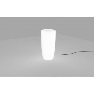 NOWODVORSKI 9712 | Flowerpot Nowodvorski dekoracija svjetiljka sa kablom i vilastim utikačem 1x E27 IP65 bijelo