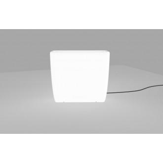 NOWODVORSKI 9713 | Flowerpot Nowodvorski dekoracija svjetiljka sa kablom i vilastim utikačem 2x E27 IP65 bijelo