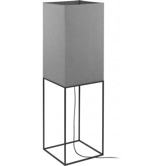 NOWODVORSKI 9731 | Flam Nowodvorski podna svjetiljka 120cm sa nožnim prekidačem 4x E27 sivo
