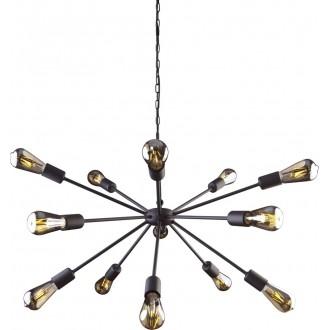 NOWODVORSKI 9733 | Rod Nowodvorski luster svjetiljka 15x E27 crno