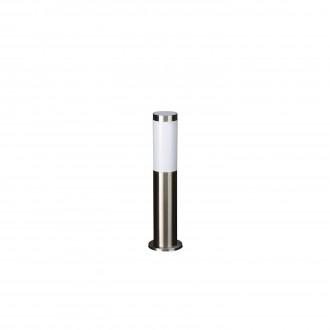 PHILIPS 01908/01/47 | Utrecht Philips podna svjetiljka 44cm za štednu žarulju 1x E27 IP44 inox, bijelo