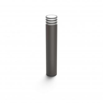 PHILIPS 17403/93/P0 | PHILIPS-hue-Lucca Philips podna hue smart rasvjeta 77cm jačina svjetlosti se može podešavati 1x E27 806lm 2700K IP44 antracit siva, bijelo