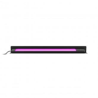 PHILIPS 17466/30/P7   PHILIPS-hue-Amarant Philips reflektor 24V EXT. hue smart rasvjeta jačina svjetlosti se može podešavati, sa podešavanjem temperature boje, promjenjive boje 1x LED 1400lm 2700 <-> 6500K IP65 crno